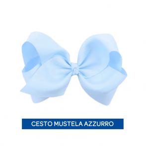 Cesto Nascita Mustela - Azzurro