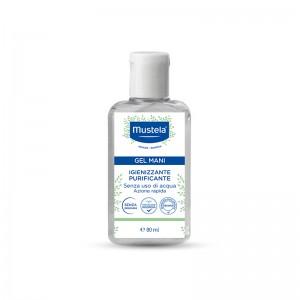 Gel mani igienizzate e purificante - 80ml