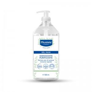Gel mani igienizzante e purificante - 500ml