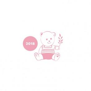 Orso Mustì Rosa 2018