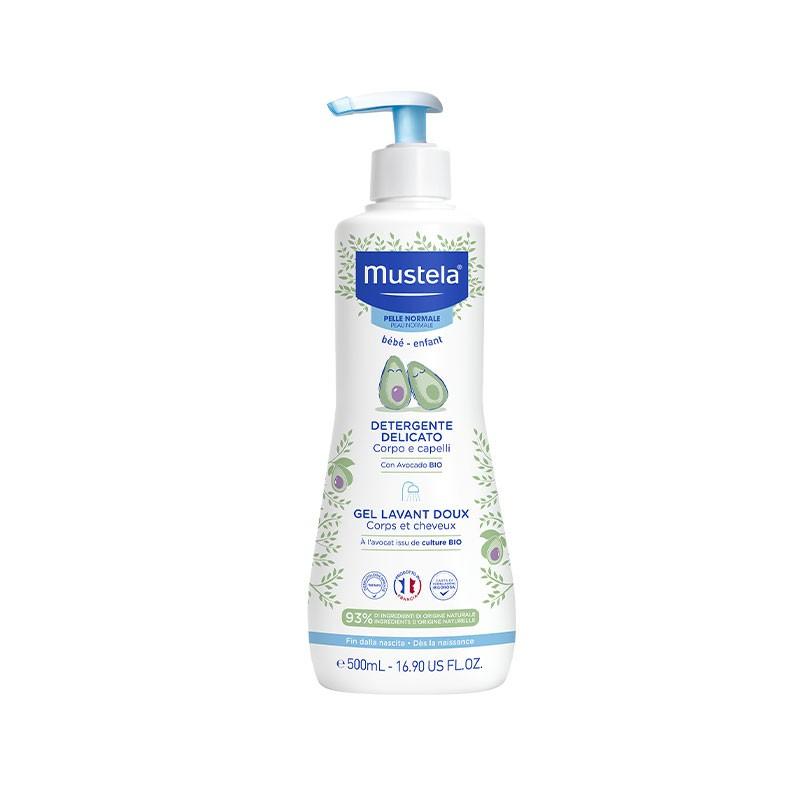 Detergente delicato 500ml