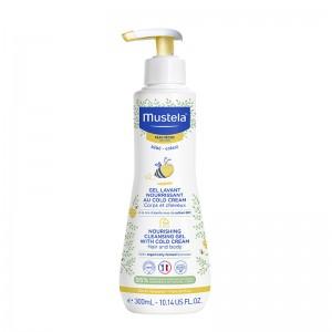 Detergente nutriente alla cold cream 300ml