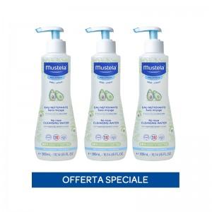 Special Pack «Fluido Detergente Senza Risciacquo» - 3 Pz