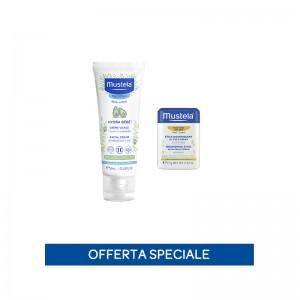Special Pack Hydra Bébé Crema Viso+Stick Nutriente Alla Cold Cream