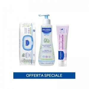 Special Pack «All'asilo con Mustela»