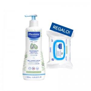 Detergente Delicato - 500ml - in regalo le Salviette Multiuso