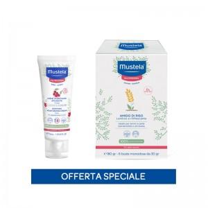 Speciale Crema Idratante Lenitiva+Amido di Riso