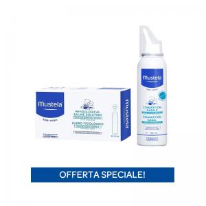 Special pack Ipertonico+Soluzione fisiologica in regalo