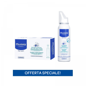 Special pack Isotonico+Soluzione fisiologica in regalo