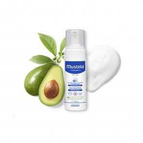Speciale Shampoo Mousse+Trattamento crosta lattea